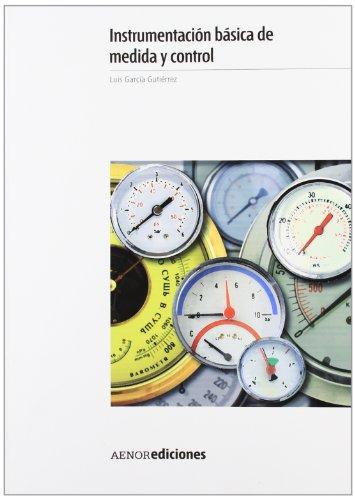 9788481437096: Instrumentación básica de medida y control