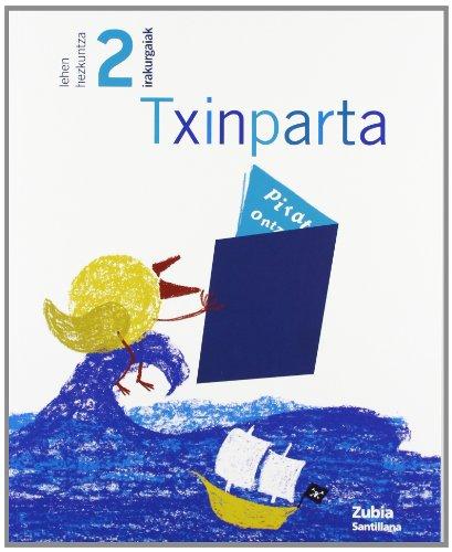9788481477252: Txinparta Lecturas 2 Leh Zubia - 9788481477252