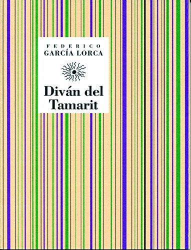9788481513943: Diván del Tamarit (Colección Huerta de San Vicente) (Spanish Edition)