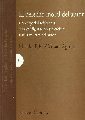9788481516579: El derecho moral del autor