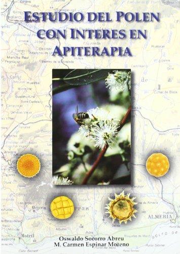9788481516838: ESTUDIO DEL POLEN CON INTERES EN APITERAPIA