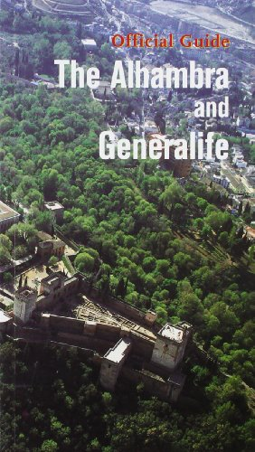 9788481518313: Official Guide the Alhambra nd Generalife
