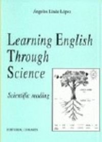 9788481519457: LEARNING ENGLISH THROUGH SCIENCE