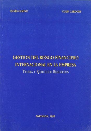 9788481551150: Gestión del riesgo financiero internacional de la empresa