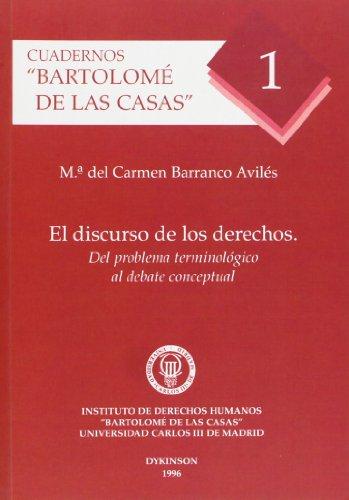 9788481551716: Cuadernos Bartolome de las casas - Número 1