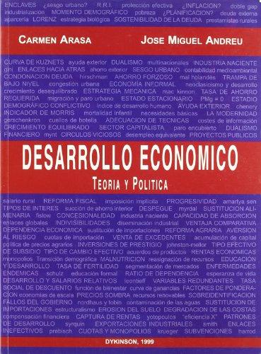 9788481555509: Desarrollo económico : teoría y política