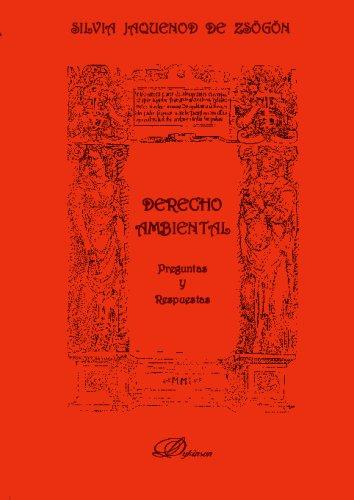 9788481558050: Derecho Ambiental. Preguntas Y Respuestas (Spanish Edition)