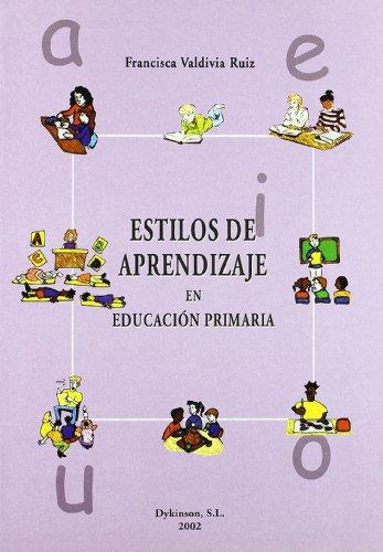 9788481559804: Estilos de aprendizaje en educacion primaria - 9788481559804