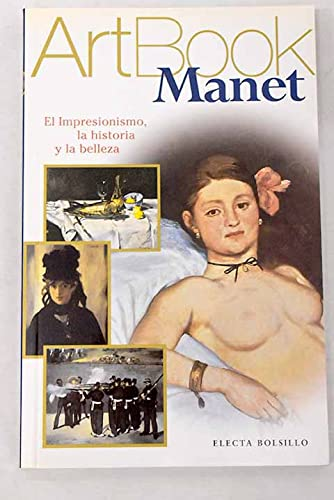 Manet (Spanish Edition): Bartolena, Simona