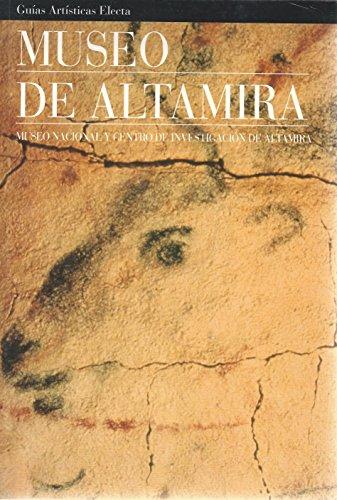 9788481563528: Museo Nacional De Altamira (Guias Artisticas (electa))
