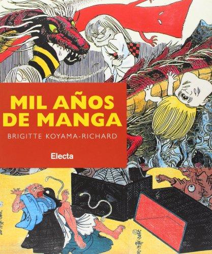 9788481564495: Mil años de manga (ELECTA ARTE)