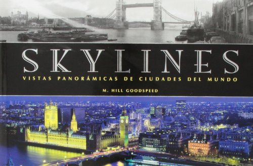 9788481564501: Skylines: Vistas panorámicas de ciudades del mundo (ELECTA ARQUITECTURA)