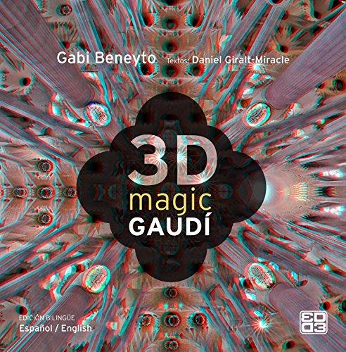 9788481564945: MAGIC GAUDI, (INGLES/ESPAÑOL) 3D (9788481564945)