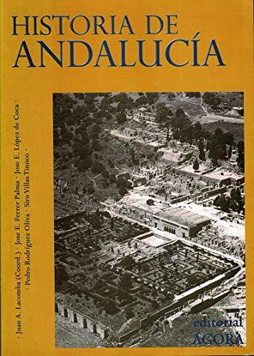 9788481600841: Historia de Andalucía