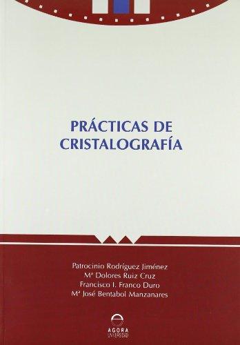 9788481600865: Prácticas de cristalografía