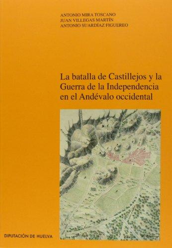 9788481634938: BATALLA DE CASTILLEJOS Y LA GUERRA DE LA INDEPENDENCIA E