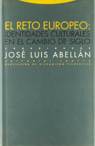 El reto europeo: identidades culturales en el: José Luis Abellán