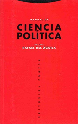 9788481641899: Manual de Ciencia y Politica (Coleccion Estructuras y Procesos) (Spanish Edition)