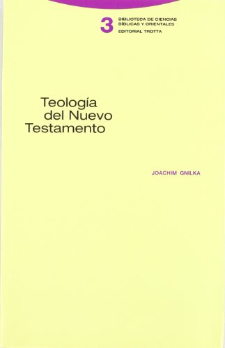 9788481642407: Teologia del Nuevo Testamento (Spanish Edition)