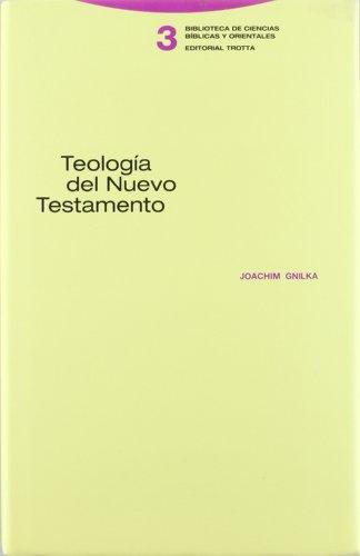 9788481642438: Teología del Nuevo Testamento