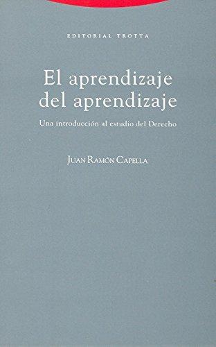 9788481642797: Aprendizaje Del Aprendizaje - 4ª Edición