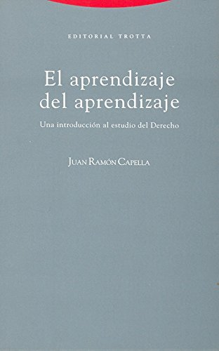 9788481642797: Aprendizaje del Aprendizaje, El (Spanish Edition)