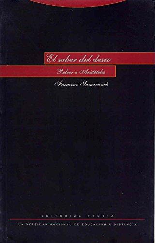9788481642933: Saber del Deseo, El (Spanish Edition)