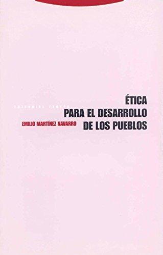 9788481644067: Ética para el Desarrollo de los pueblos (Estructuras y Procesos. Ciencias Sociales)