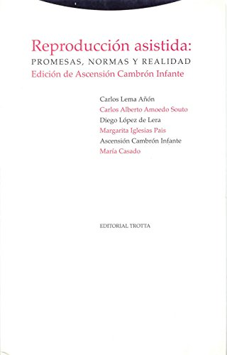 9788481644913: Reproduccion Asistida Promesas Normas y Realidad (Spanish Edition)