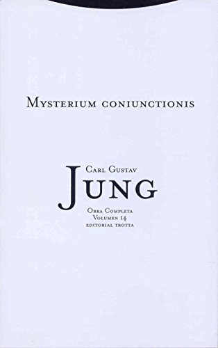 9788481645125: Mysterium Coniunctionis: Obras Completas / Complete Works (Spanish Edition)