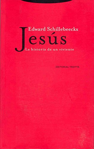 9788481645477: Jesus: La Historia De Un Viviente/ the Story of a Living Person (Religion) (Spanish Edition)