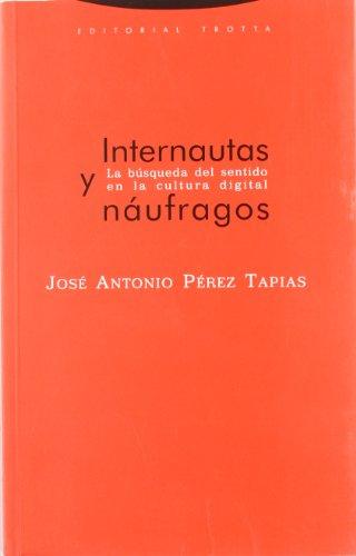 Internautas y náufragos: José Antonio Pérez