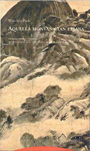 9788481646160: Aquella montaña tan lejana / The Far Mountain (Spanish Edition)