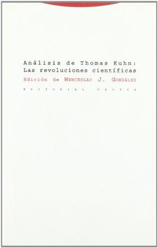 9788481646290: Análisis de Thomas Kuhn: Las revoluciones científicas (Estructuras y Procesos. Filosofía)