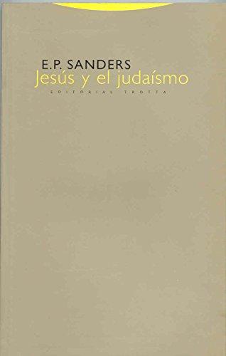 9788481646856: Jesús y el judaísmo (Estructuras y Procesos. Religión) (Spanish Edition)
