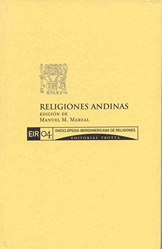 9788481647112: Enciclopedia Iberoamericana de Religiones, Vol. 4. Religiones andinas (Spanish Edition)