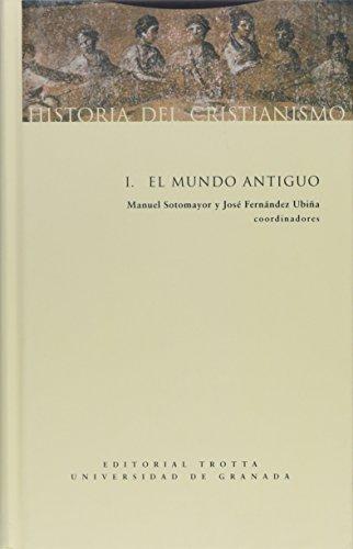 9788481647631: Historia del cristianismo I: Mundo antiguo: 1 (Estructuras y Procesos. Religión)