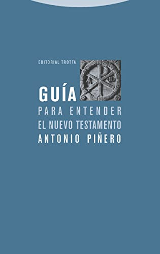 9788481648324: Guía para entender el Nuevo Testamento (Estructuras y Procesos. Religión)