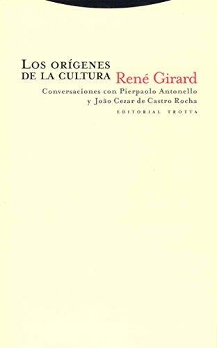 9788481648546: Los orígenes de la cultura (Estructuras y Procesos. Ciencias Sociales)