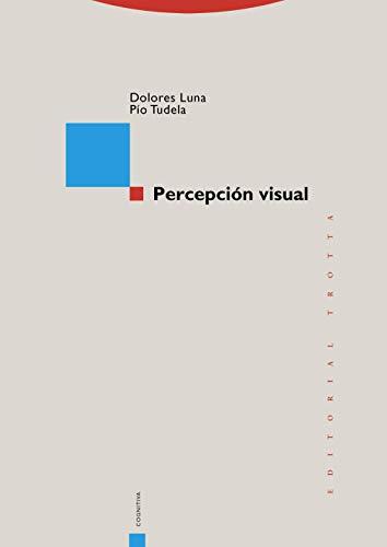 9788481648720: Percepción visual (Estructuras y Procesos. Cognitiva)
