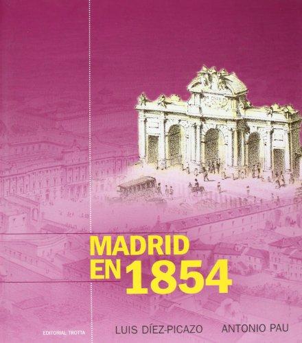 9788481649680: Madrid en 1854