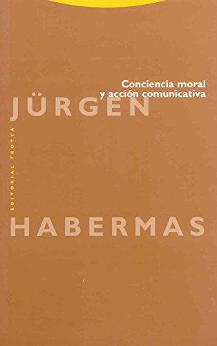 Conciencia moral y acción comunicativa (Paperback): Jürgen Habermas