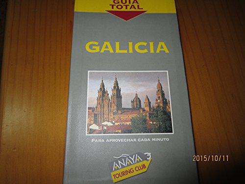 9788481656756: GALICIA (GUIA TOTAL): GUIA Y MAPA DE CARRETERAS (1:400.000)