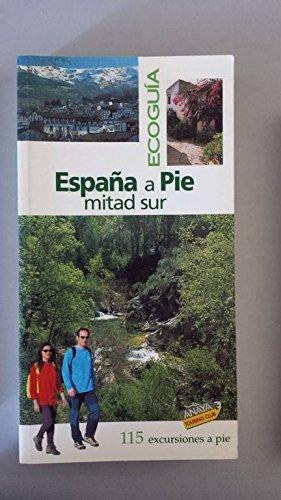 9788481657401: España a pie (Vol. II). Sur