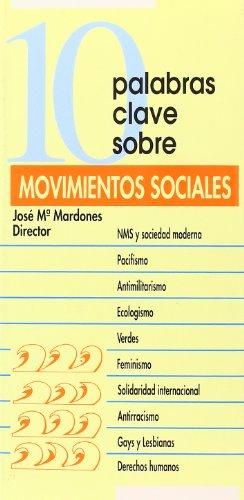 9788481690415: 10 palabras clave sobre movimientos sociales