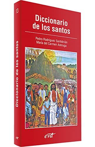 9788481691016: Diccionario de los santos (Diccionarios)