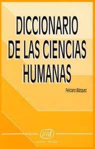 Glosario de las ciencias humanas (Primera edición): Feliciano Blázquez