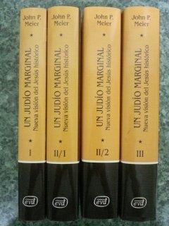 9788481692044: Jesús. un judio marginal. 3 volsi-ii1-ii2-III