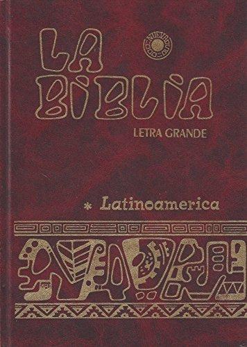 9788481693232: La Biblia Letra Grande