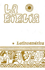 9788481693294: La Biblia Latinoamérica [bolsillo] blanca